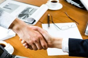 договор на поиск и привлечение клиентов образец img-1
