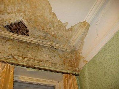 заявление на ремонт крыши образец