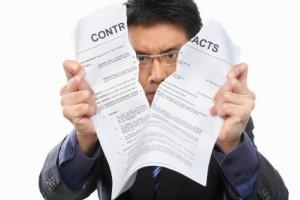 расторжение брачного договора образец