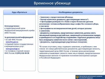 образец автобиографии для беженцев из украины