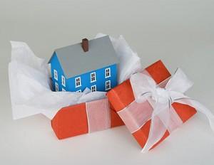 дарение квартиры несовершеннолетнему ребенку образец