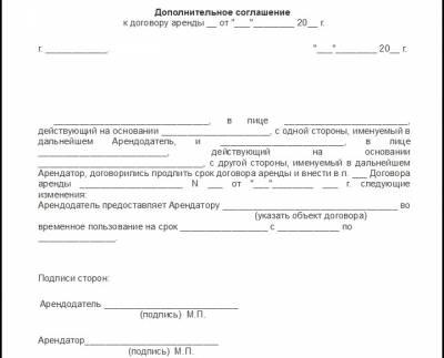 пункт о пролонгации договора займа образец - фото 8