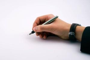 как написать расписку на алименты образец