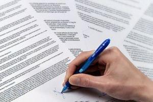 заявление на расторжение договора интернет образец